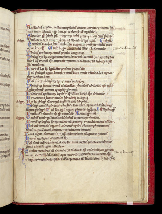 Annals For The Years 1179 To 1182, In Annals From The Birth Of Christ To 1212